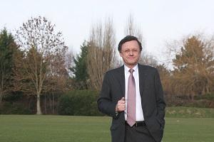 Michel Chappat, en -avant-Maurepas